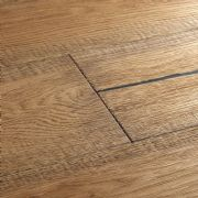 Berkeley 15mm Engineered Distressed Cottage Oak Flooring (2.11m2 Pack)
